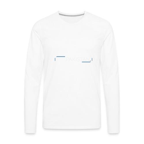 CGI Pakistan's Brand Designs - Men's Premium Long Sleeve T-Shirt
