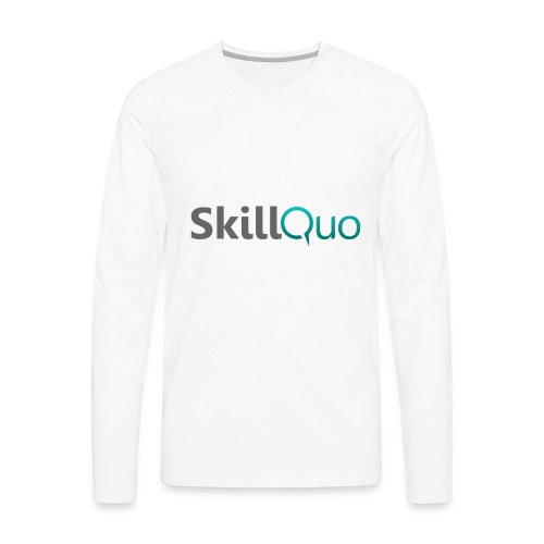 SkillQuo - Men's Premium Long Sleeve T-Shirt