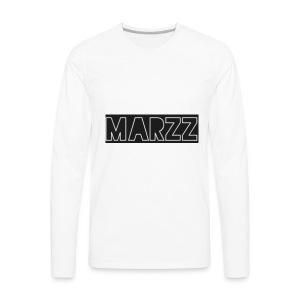 Yvng Marzz Merch - Men's Premium Long Sleeve T-Shirt