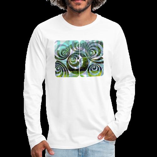 Ho'omaluhia Dreaming - Men's Premium Long Sleeve T-Shirt