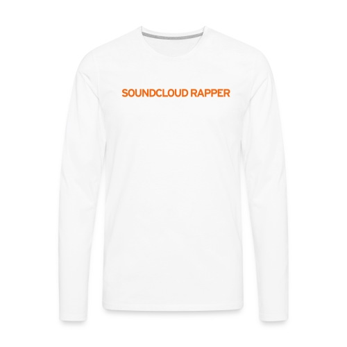 The Rapper Tee - Men's Premium Long Sleeve T-Shirt