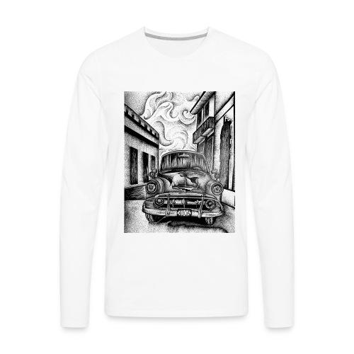 CHEVVYY - Men's Premium Long Sleeve T-Shirt
