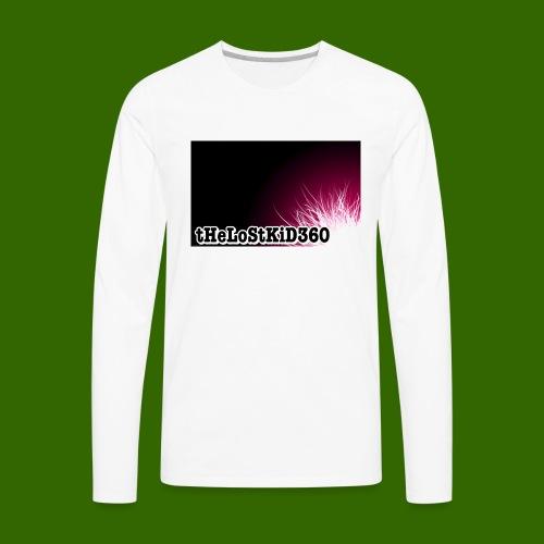 tHeLoStKiD360 - Men's Premium Long Sleeve T-Shirt