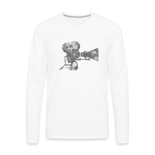 HNF_Camera - Men's Premium Long Sleeve T-Shirt