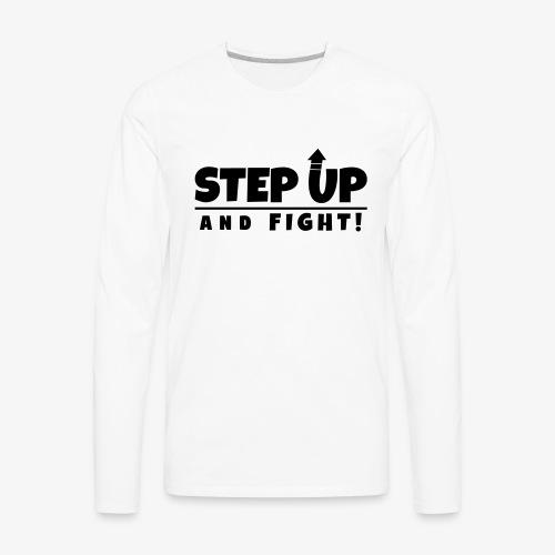 SUAF - Men's Premium Long Sleeve T-Shirt