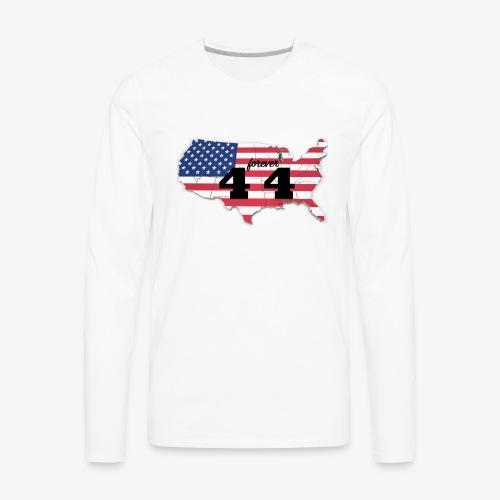 Forever 44 - Men's Premium Long Sleeve T-Shirt