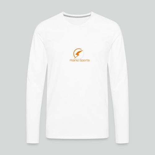 AlanizSports #3 - Men's Premium Long Sleeve T-Shirt