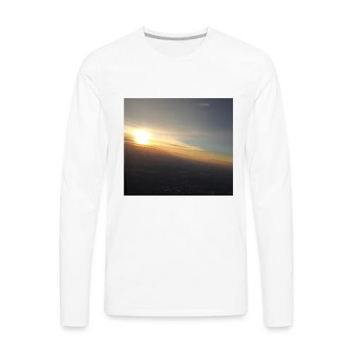 sunrise - Men's Premium Long Sleeve T-Shirt