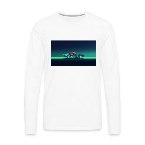 The Pro Gamer Alex - Men's Premium Long Sleeve T-Shirt