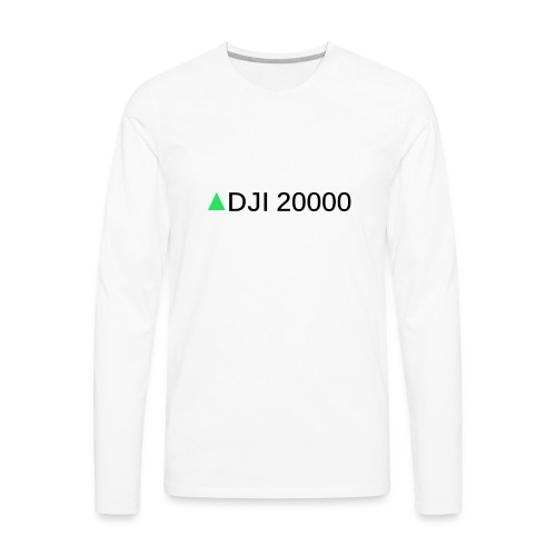 DJI 20000 - Men's Premium Long Sleeve T-Shirt