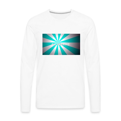 first design - Men's Premium Long Sleeve T-Shirt