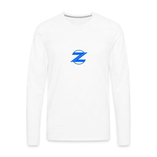zeus Appeal 1st shirt - Men's Premium Long Sleeve T-Shirt