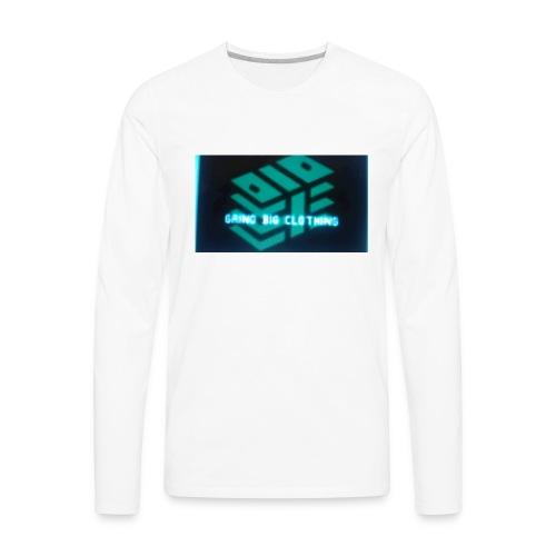Grind Big Clothing - Men's Premium Long Sleeve T-Shirt