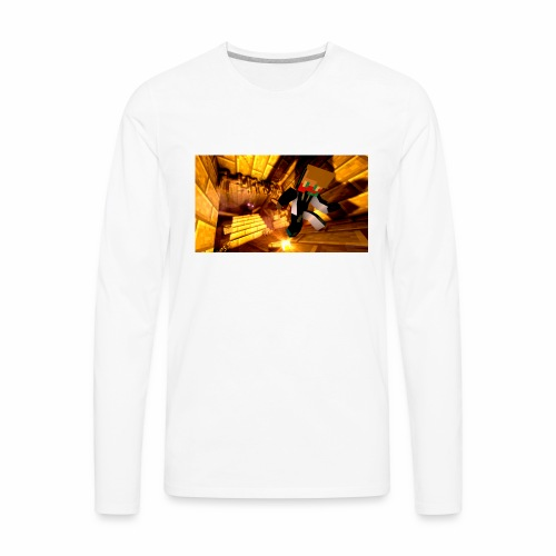 skin n stuff - Men's Premium Long Sleeve T-Shirt