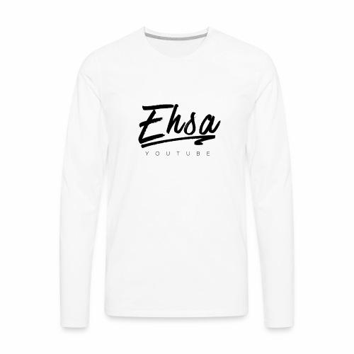 EHSA - Youtube - Men's Premium Long Sleeve T-Shirt
