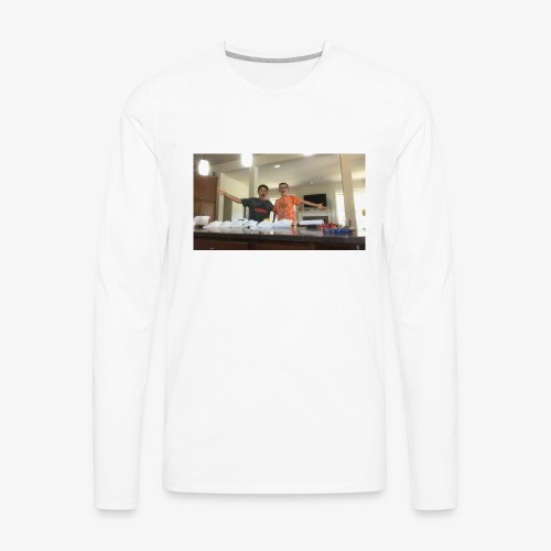 True bros - Men's Premium Long Sleeve T-Shirt