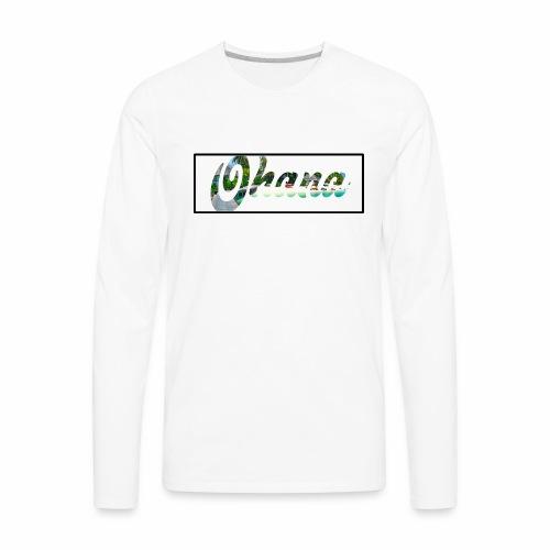 Ohana Style - Men's Premium Long Sleeve T-Shirt