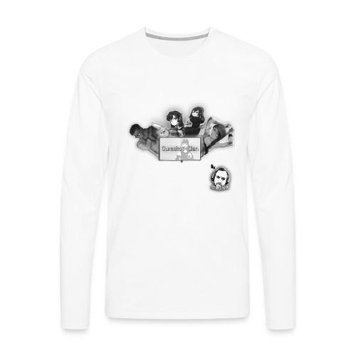 Motivo Cumshot Clan - Men's Premium Long Sleeve T-Shirt