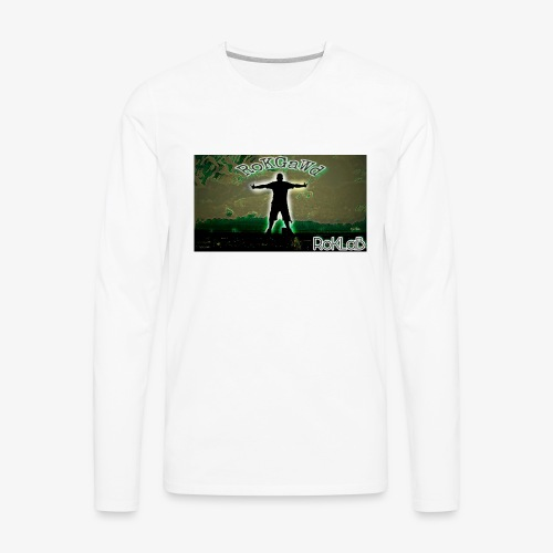 RoKGaWd - Men's Premium Long Sleeve T-Shirt