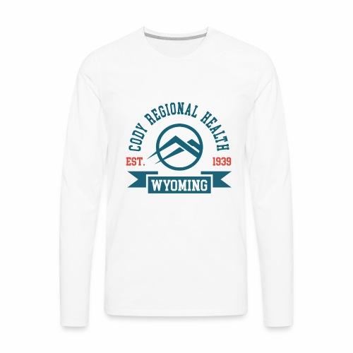 Cody Regional Health - Men's Premium Long Sleeve T-Shirt