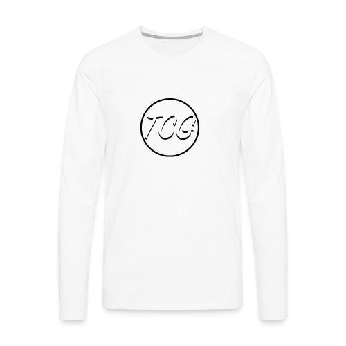 TheCanadianGamer T-Shirt - Men's Premium Long Sleeve T-Shirt