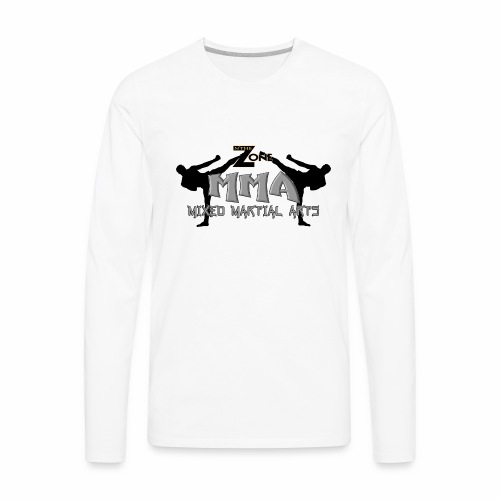 MMA 1 - Men's Premium Long Sleeve T-Shirt