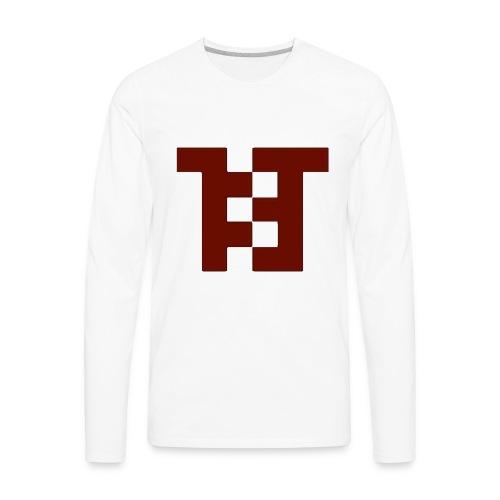 MIGMALD10 Logo - Men's Premium Long Sleeve T-Shirt