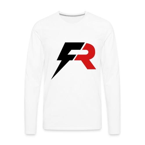 Full Ride Training Gear - Men's Premium Long Sleeve T-Shirt