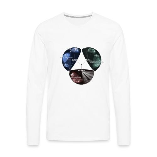 Beer is here: Tree of Life - Men's Premium Long Sleeve T-Shirt