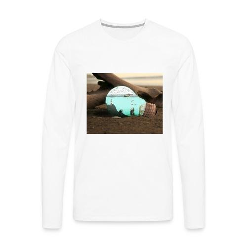 Speed display - Men's Premium Long Sleeve T-Shirt