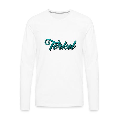 Torkel For Life - Men's Premium Long Sleeve T-Shirt