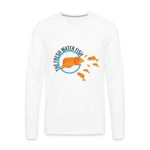 FISH 'n' SHIRT - Men's Premium Long Sleeve T-Shirt
