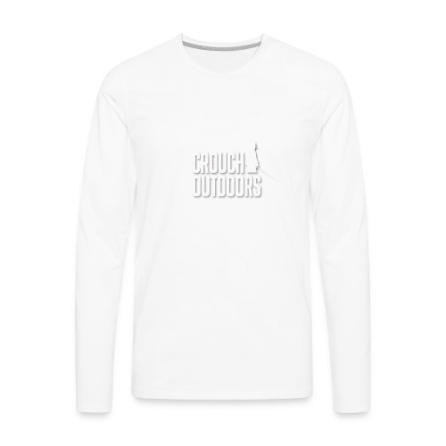 CO Logo - Men's Premium Long Sleeve T-Shirt