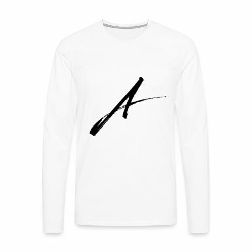 Aiden Cain Vlogs Official March - Men's Premium Long Sleeve T-Shirt