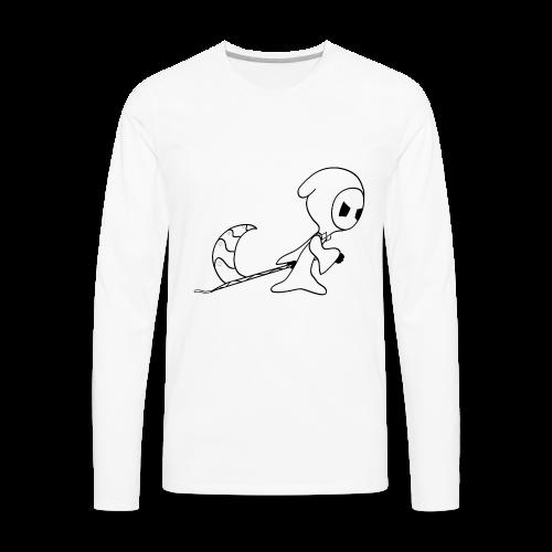 Long Day - Men's Premium Long Sleeve T-Shirt