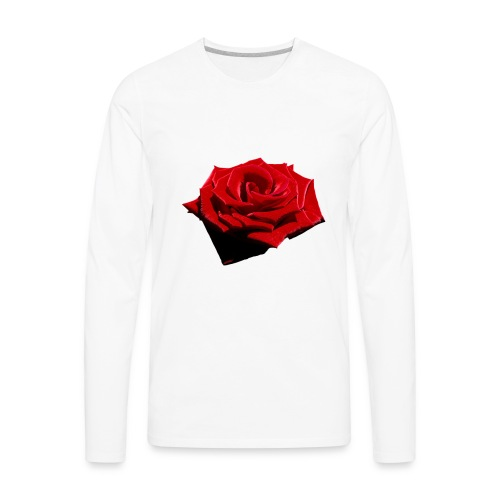 DeadRoses - Men's Premium Long Sleeve T-Shirt