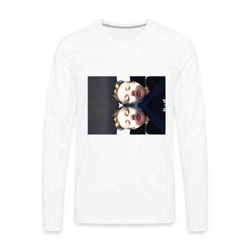 Gannon Johnson - Men's Premium Long Sleeve T-Shirt
