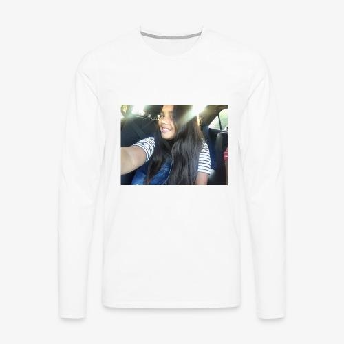 Nicole Regalado - Men's Premium Long Sleeve T-Shirt