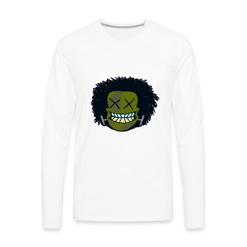 DeadHeadOG_-_messyhead - Men's Premium Long Sleeve T-Shirt