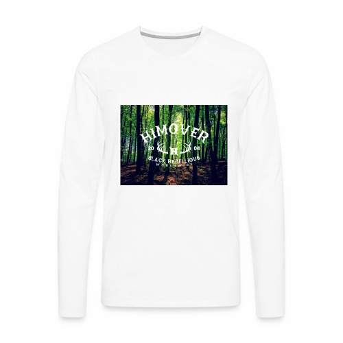 HO10 FORESTER - Men's Premium Long Sleeve T-Shirt