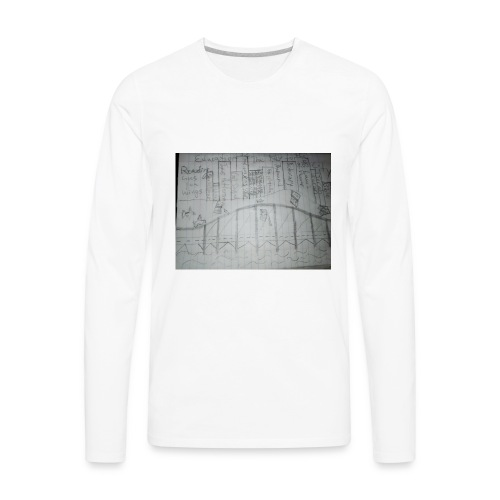 15080230123001845926267 - Men's Premium Long Sleeve T-Shirt