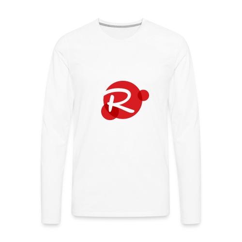 Rybelian Logo - Men's Premium Long Sleeve T-Shirt