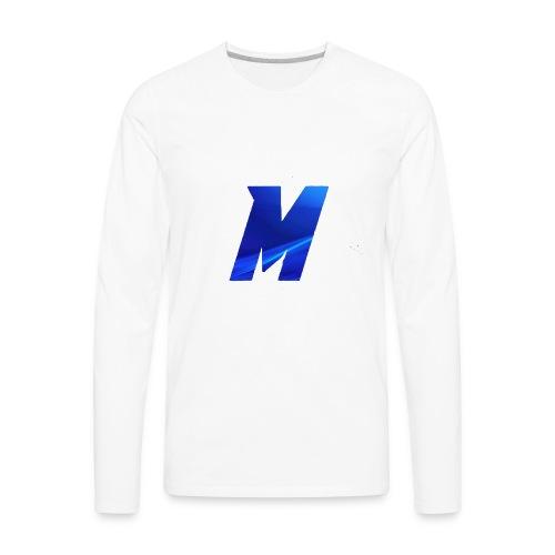 Minergoldplayz original - Men's Premium Long Sleeve T-Shirt