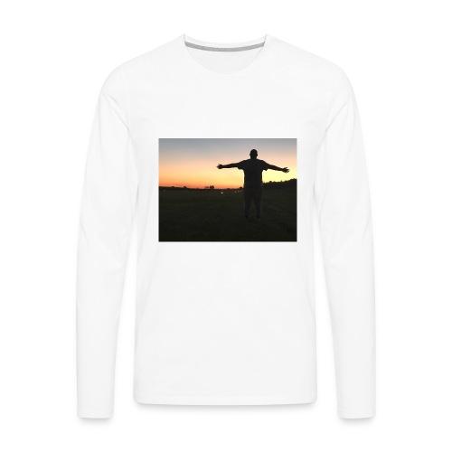 Jesus Merch - Men's Premium Long Sleeve T-Shirt