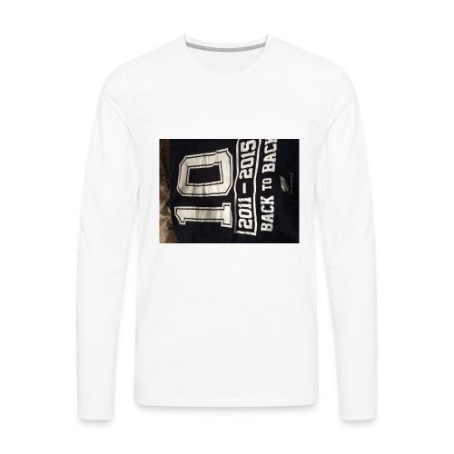 Johnnybeast - Men's Premium Long Sleeve T-Shirt