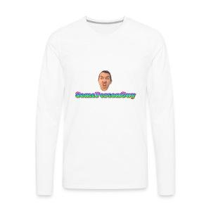 SomePersonGuy TShirt - Men's Premium Long Sleeve T-Shirt