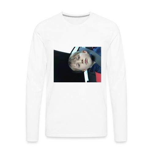 Sideways - Men's Premium Long Sleeve T-Shirt