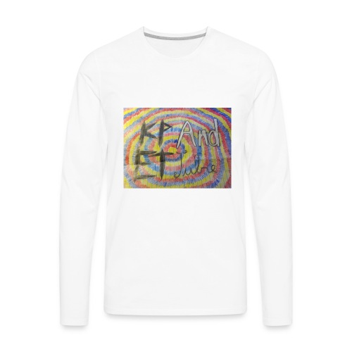 KP and ET tube - Men's Premium Long Sleeve T-Shirt