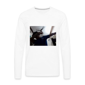 Dabin on the haters - Men's Premium Long Sleeve T-Shirt