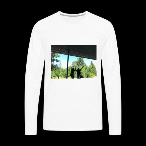 judy smith summer merch - Men's Premium Long Sleeve T-Shirt